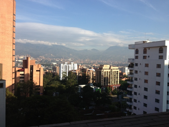 Morning View, Medellin